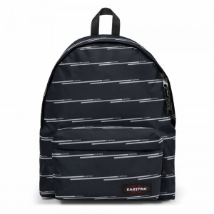 Eastpak Padded Pak'r® XL Chatty Lines [ Promotion Black Friday Soldes ]