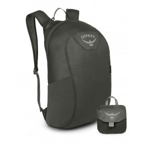 Osprey Sac à dos ultra léger - Ultralight Stuff Pack Shadow Grey [ Promotion Black Friday Soldes ]
