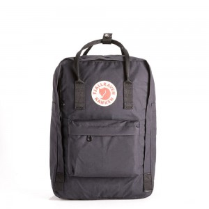 FJALLRAVEN Sac à dos KANKEN LAPTOP Noir [ Promotion Black Friday Soldes ]