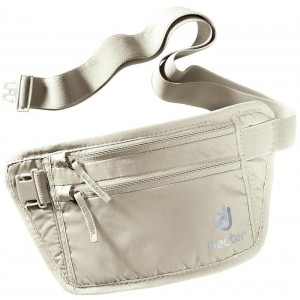 Deuter Security Money Belt I Sable de la marque Pas Cher