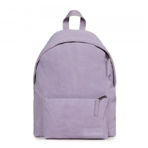 Eastpak Padded Sleek'r Suede Lilac [ Promotion Black Friday Soldes ]