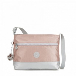 Kipling Medium crossbody Rsgldmtlcb