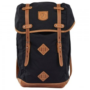 FJALLRAVEN No. 21 - Sac à dos - Large noir Noir [ Promotion Black Friday Soldes ]
