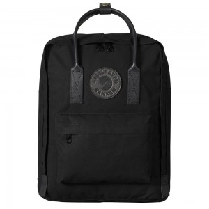 FJALLRAVEN Kånken No.2 - Sac à dos - noir Noir [ Promotion Black Friday Soldes ]