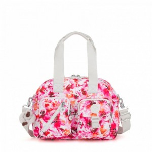 Kipling Medium shoulderbag (with removable shoulderstrap) Floral Poetry