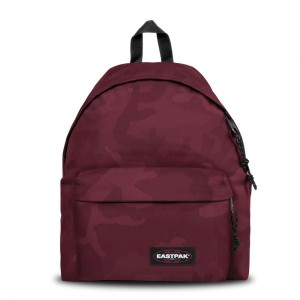 Eastpak Padded Pak'r® Tonal Camo Red [ Promotion Black Friday Soldes ]