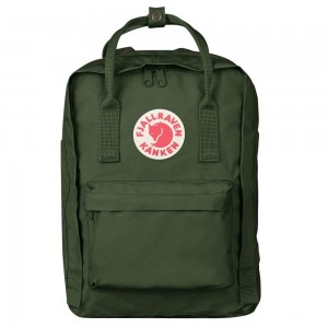 "FJALLRAVEN Kånken Laptop 13"" - Sac à dos - olive Olive [ Promotion Black Friday Soldes ]"