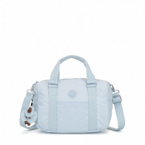 Kipling Medium handbag Fainted Blue