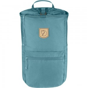 FJALLRAVEN High Coast 18 - Sac à dos - turquoise Turquoise [ Promotion Black Friday Soldes ]