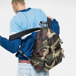 Eastpak Padded Pak'r® Camo Webbed [ Promotion Black Friday Soldes ]
