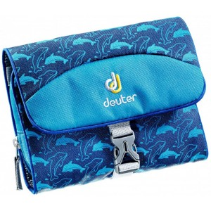 Deuter Trousse de Toilette - Wash Bag Kids Ocean [ Promotion Black Friday Soldes ]