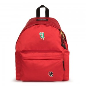 Eastpak Undercover Padded Pak'r® UC Red Satin [ Promotion Black Friday Soldes ]