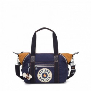 Kipling Sac à Main Active Blue Bl