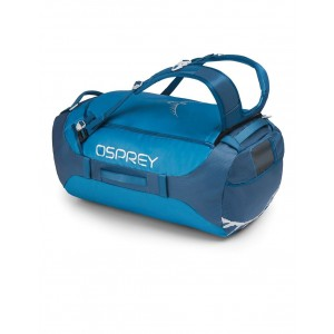 Osprey Sac Duffel - Transporter 65 Kingfisher Blue - Marque [ Promotion Black Friday Soldes ]