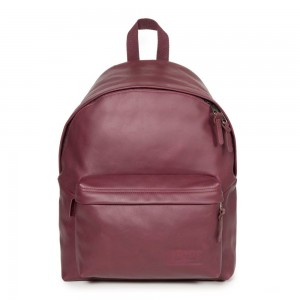 Eastpak Padded Pak'r® Wine Leather [ Promotion Black Friday Soldes ]