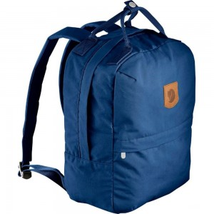 FJALLRAVEN Greenland Zip - Sac à dos - bleu Bleu [ Promotion Black Friday Soldes ]