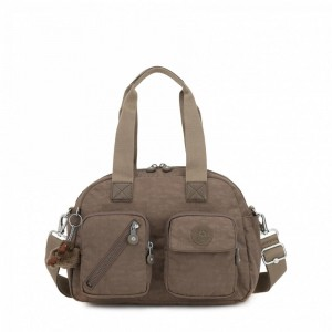 Kipling Medium shoulderbag (with removable shoulderstrap) True Beige