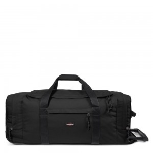 Eastpak Leatherface L Black [ Promotion Black Friday Soldes ]