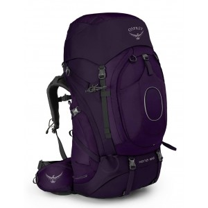 Osprey Sac à dos de randonnée/trekking femme, Xena 85  Crown Purple [ Promotion Black Friday Soldes ]
