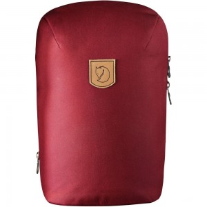 FJALLRAVEN Kiruna - Sac à dos - Small rouge Rouge [ Promotion Black Friday Soldes ]