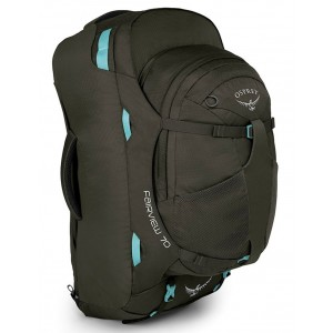 Osprey Sac de voyage - Femme - Fairview 70 Misty Grey [ Promotion Black Friday Soldes ]
