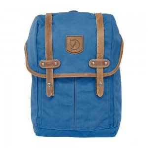 FJALLRAVEN No.21 - Sac à dos - Mini bleu Bleu [ Promotion Black Friday Soldes ]