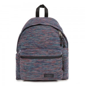 Eastpak Padded Pak'r® Knitted Rainbow [ Promotion Black Friday Soldes ]