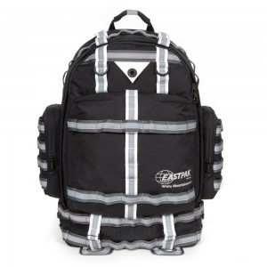 Eastpak White Mountaineering Killington Black [ Promotion Black Friday Soldes ]