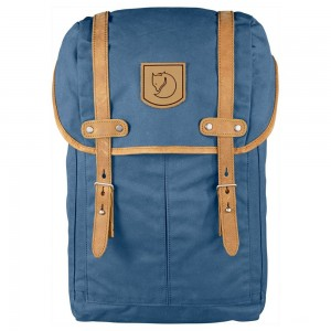 FJALLRAVEN No. 21 - Sac à dos - Small bleu Bleu [ Promotion Black Friday Soldes ]