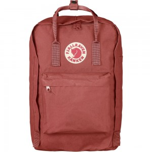 "FJALLRAVEN Kånken Laptop 17"" - Sac à dos - rouge Rouge [ Promotion Black Friday Soldes ]"
