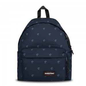 Eastpak Padded Pak'r® Palm Tree Navy [ Promotion Black Friday Soldes ]