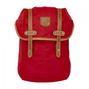 FJALLRAVEN No.21 - Sac à dos - Mini rouge Rouge [ Promotion Black Friday Soldes ]