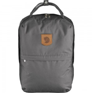 FJALLRAVEN Greenland Zip - Sac à dos - Large gris Gris [ Promotion Black Friday Soldes ]