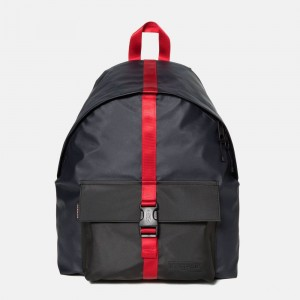 Eastpak Padded Pak'r® Webbed Navy [ Promotion Black Friday Soldes ]