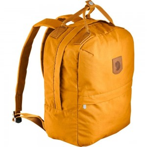 FJALLRAVEN Greenland Zip - Sac à dos - jaune Jaune [ Promotion Black Friday Soldes ]