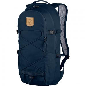 FJALLRAVEN Abisko Hike 15 - Sac à dos - bleu Bleu [ Promotion Black Friday Soldes ]