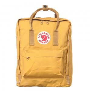 FJALLRAVEN Sac à dos Ocre [ Promotion Black Friday Soldes ]