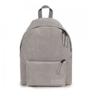 Eastpak Padded Sleek'r Suede Grey [ Promotion Black Friday Soldes ]