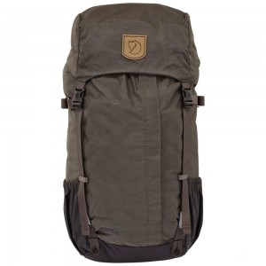 FJALLRAVEN Kaipak 28 - Sac à dos - gris Gris [ Promotion Black Friday Soldes ]