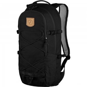 FJALLRAVEN Abisko Hike 15 - Sac à dos - noir Noir [ Promotion Black Friday Soldes ]