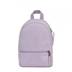 Eastpak Lucia S Suede Lilac [ Promotion Black Friday Soldes ]