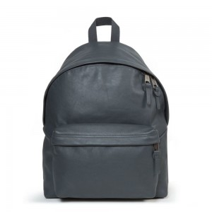 Eastpak Padded Pak'r® Steel Leather [ Promotion Black Friday Soldes ]