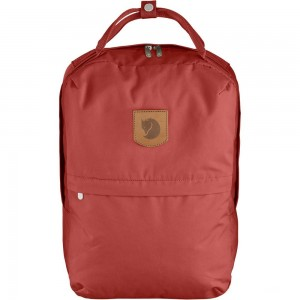 FJALLRAVEN Greenland Zip - Sac à dos - Large rouge Rouge [ Promotion Black Friday Soldes ]