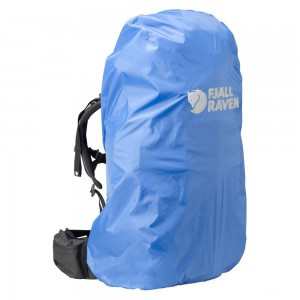 FJALLRAVEN Rain Cover - 40-55 l bleu Bleu [ Promotion Black Friday Soldes ]