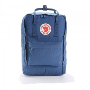 FJALLRAVEN Sac à dos KANKEN LAPTOP 18L, poche ordinateur 15'' Bleu [ Promotion Black Friday Soldes ]