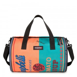 Eastpak Duffel Can Andy Warhol Carrot Placed [ Promotion Black Friday Soldes ]