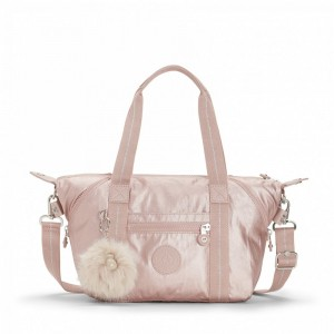 Kipling Sac à Main Metallic Blush