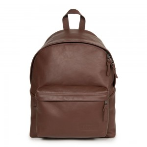 Eastpak Padded Pak'r® Chestnut Leather | Pas Cher Jusqu'à 10% - 70%