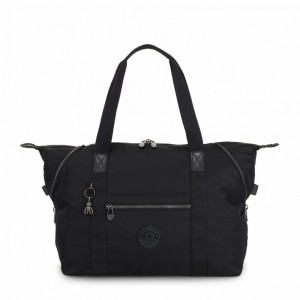Kipling Medium tote Rich Black