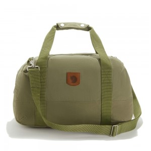 FJALLRAVEN Sac de transport duffel Vert [ Promotion Black Friday Soldes ]